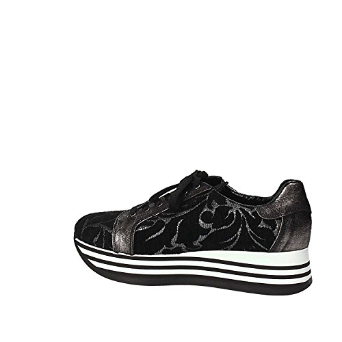 Grace Shoes 0742 Zapatos Mujeres Negro
