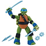 "Teenage Mutant Ninja Turtles 5"" XXX Battle Shell Leonardo Basic Action Figure"