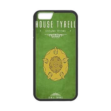 Juego de Tronos Casa Tyrell Funda iPhone 6 del teléfono ...
