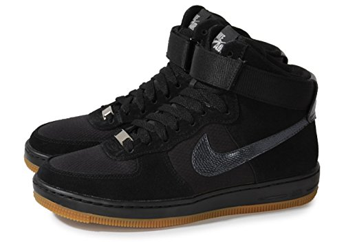 Nike - W AF1 Ultra Force Mid - Color: Negro - Size: 36.5