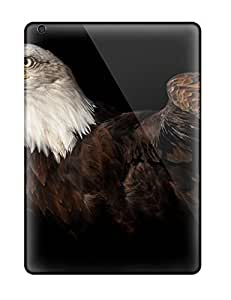 Forever Collectibles Bald Eagle Hard Snap-on Ipad Air Case