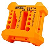 BestBuyGoods Professional Larger Magnetizer & Demagnetizer Screwdriver Magnetic Tools With Retailing Package Orange-----Magnetizer,Demagnetizer,Magnetizer Tools,Magnetic Tools,Screwdrivers Magnetizer,Magnetizer Demagnetizer Tools,Magnetizer Tools