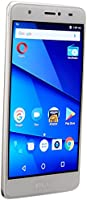"Blu S650P Studio J8 Factory Phone, 5.5"" Screen, 8GB, Silver"