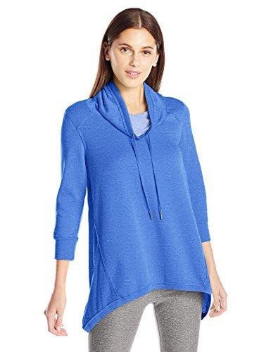 Blue Donna Felpa Fusion Klein Pf7t0531 Calvin Xax5n1