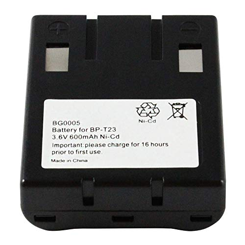 WalR Rechargeable Cordless Phone Battery for Uniden BP999 BP-999 BT999 BT-999 BBTY045001 BBTY0405001 EXS9980 EXS-9980 EXS9995 EXS-9995 EXT1960 EXT-1960 EXT1965 EXT-1965