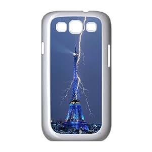 [QiongMai Phone Case] For Samsung Galaxy S3 -Retro Eiffel Tower-IKAI0446451
