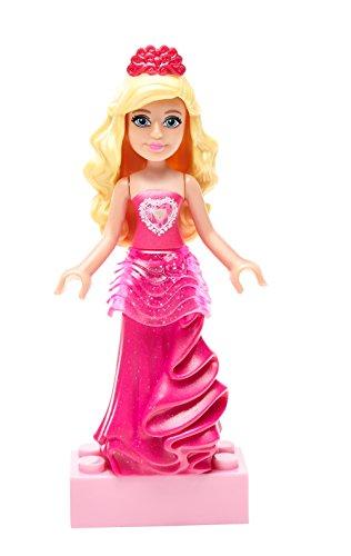 Mega Bloks Barbie Dreamtopia Sparkle Kingdom Princess Barbie