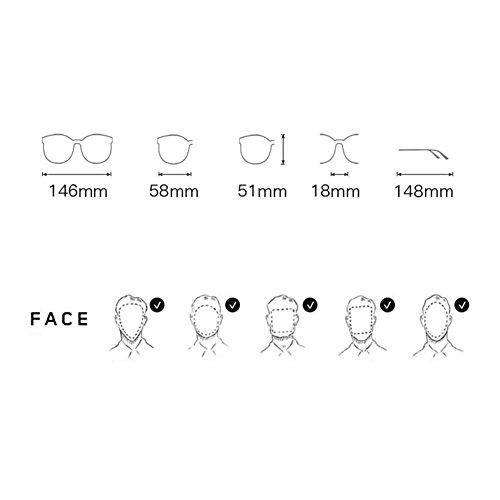 Femmes Pour Lunettes Polarisé Unisexe Silver Qualité Et HONEY Hommes Couleur Sunglasses Driving Silver Haute 6xn0Y