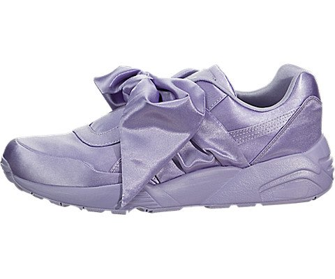 buy online 2db32 8224e PUMA Fenty Bow Sneaker Women's Fashion Sneakers, Size 6, Color Lavender