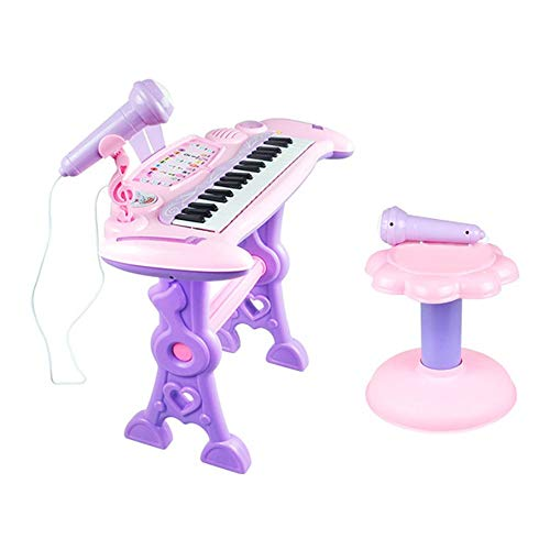 acquisto limitato KNOSSOS 37 Key Electronic Keyboard Piano Organ Toy Microphone Microphone Microphone Kids Educational Toy  negozio di sconto
