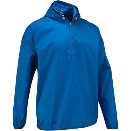 Quechua-Rain-Cut-Jacket-Blue