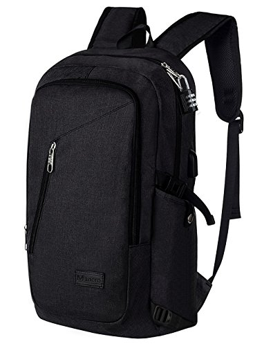 Anti Theft Business Laptop Backpack with USB...
