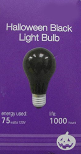 5-new-cvs-halloween-black-light-incandescent-bulb-75w-120v-5-pieces