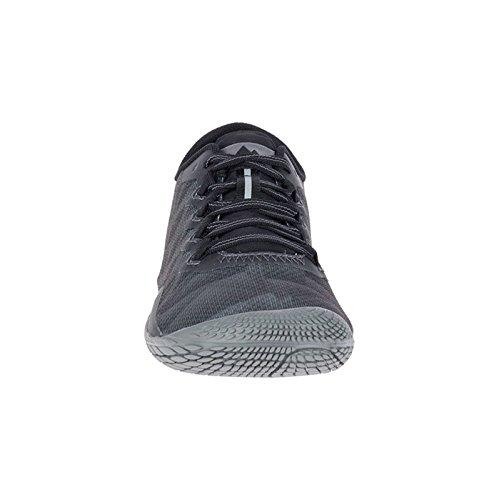 Femme Vapor Glove Chaussures Merrell Argent 3 Noir Black BpxF5
