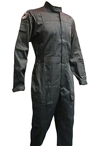 Jedi-Robe Men's Star Wars TIE Fighter Pilot Costume - Flightsuit (Tie Fighter Pilot Costumes)