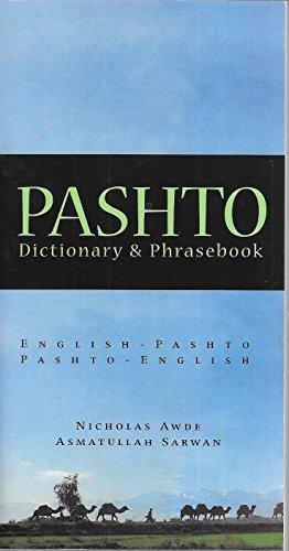 Pashto Dictionary and Phrasebook
