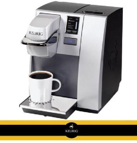 Keurig 20155 Officepro K155 Premier Brewing System, Single-Cup, Silver