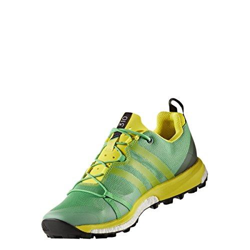 adidas Terrex Agravic, Chaussures de Randonnée Homme, Vert (Verde Verene/Amabri/Ftwbla), 40 EU
