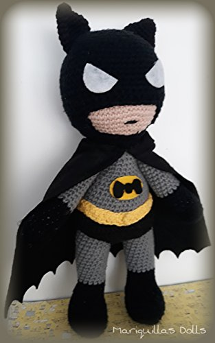 BATMAN de Mariquillas Dolls. ENVIO GRATIS: Amazon.es: Handmade