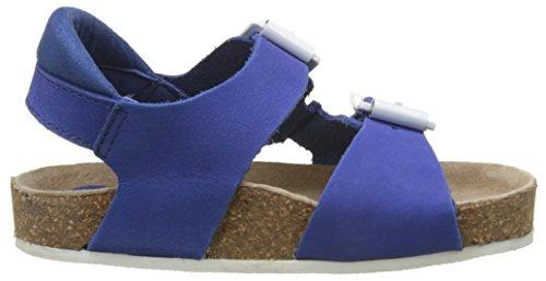 Kickers Nanti - Primeros Pasos Bebé-Niños azul (Bleu Foncé)