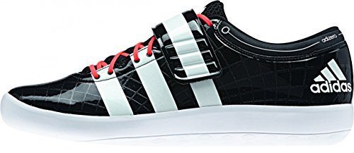 Adidas Adizero Shotput 2 Cblack / Ftwwht Solred, Gr??e Adidas: 14,5 [misc].