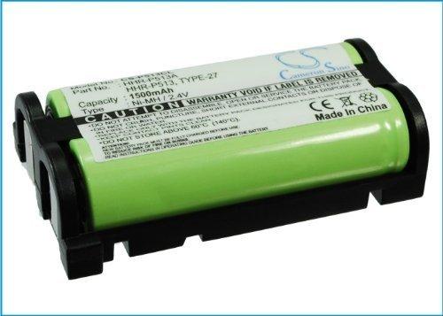 1500mAh Battery For Panasonic KX-TG2235B, KX-TG2238, KX-TG2238S, KX-TG2248 by VinTrons by VINTRONS