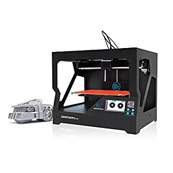 GIANTARM D200 Impresora 3D con gran volumen de impresión, recuperación por fallo eléctrico, pantalla táctil y estructura metálica