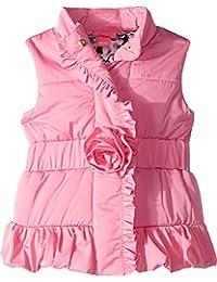 swan,6-7y Peacolate Summer Girl Denim Thin Vest