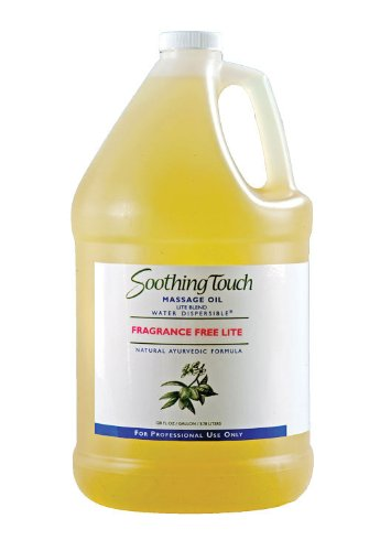 Soothing Touch W67356G Frag Free Lite Oil, 1 Gallon by Soothing Touch