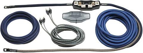 Kicker CK8 Complete 8 Gauge OFC CK-Series 2-Channel Amplifier Installation Kit (Ofc 8 Gauge Amp Kit)