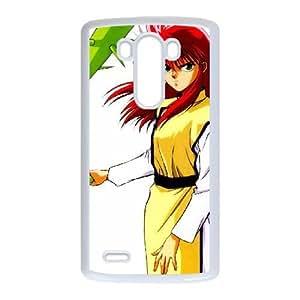 LG G3 Phone Case White YuYu Hakusho ES7TY7890677