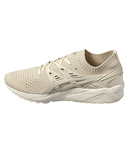 Birch beige Asics Kayano Knit Gel Zapatillas Trainer 8qPvX