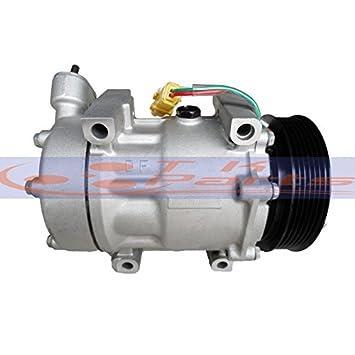 tkparts nuevo a/c compresor para Lancia, Fiat Scudo/Peugeot 406/607/807/ Citroen C5/C8/Xsara: Amazon.es: Coche y moto