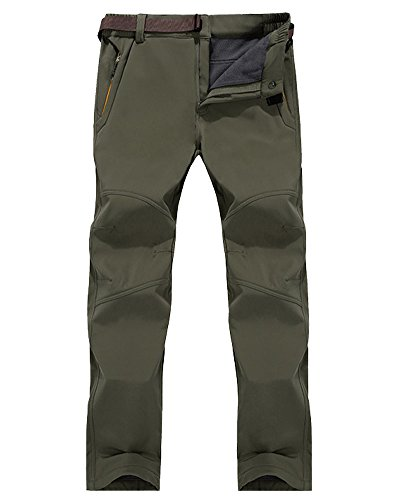 Fleece Lined Pants - 2