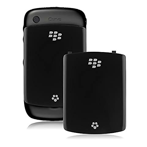 OEM Replacement Spare Battery Cover Door ASY-24251-001 for BlackBerry Curve 8520 / 8530 (Black) (Blackberry 8520 Curve Cover)