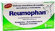 Reumophan Tabletas, 250 mg, 40 Piezas