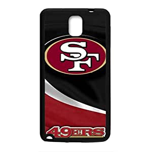 San Francisco 49ers Black Phone Case for Samsung note3