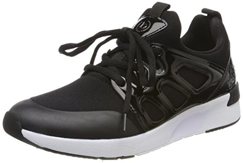 Signore Bugatti 442271646900 Sneaker Nero (black 1000)
