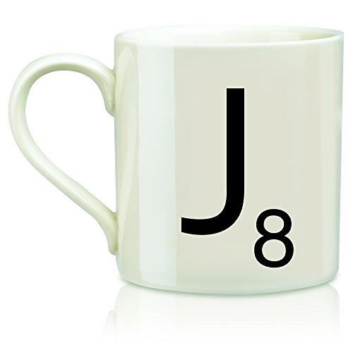 SCRABBLE Vintage Ceramic Letter Coffee product image
