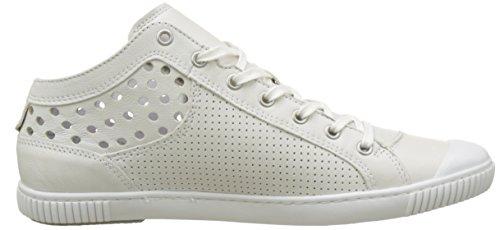 Sneaker Bulle Alto Donna Bianco a A Blanc Collo Pataugas UqndORzR