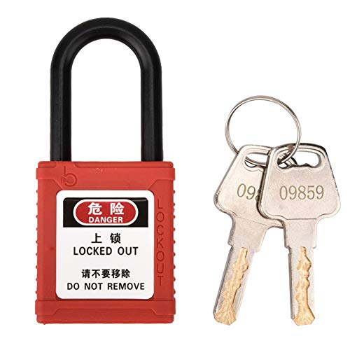Isolation Lockout Tags - Safety Padlock Engineering Insulation Beam Lockout Tag Out Isolation Lock