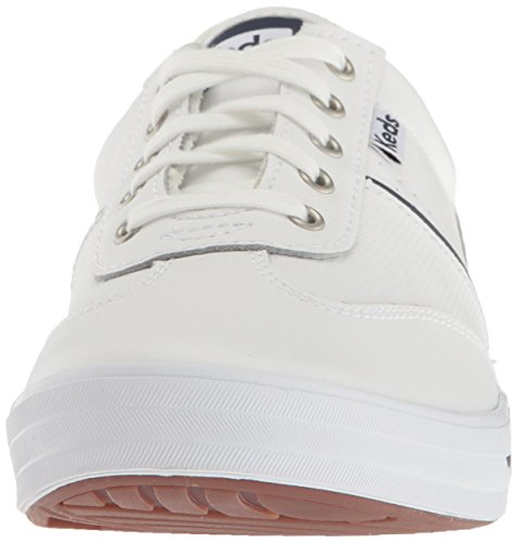 Keds Women Craze Ii Leather Fashion Sneaker White