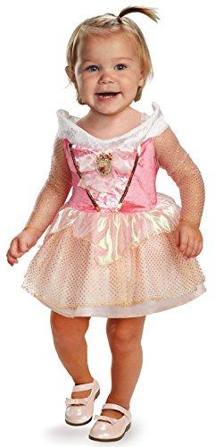 [AURORA INFANT Costume(Size:12-18M)] (Toddler And Girls Aurora Princess Costumes)