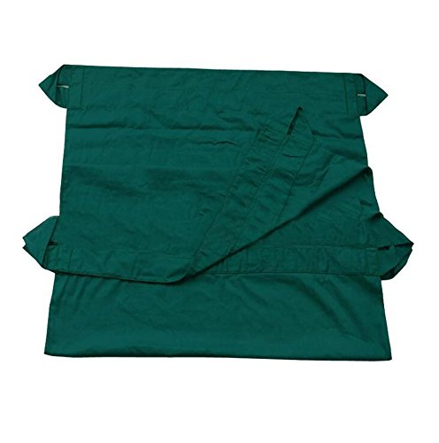 LUCKYYAN Healthcare EJ1043 Moving and Handling Transfer Glide Sheet - GREEN