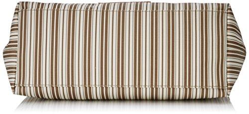Timberland TB0M5154, Borsa a Spalla Donna, 12x35x33 cm (W x H x L) Beige (Coconut Shell)