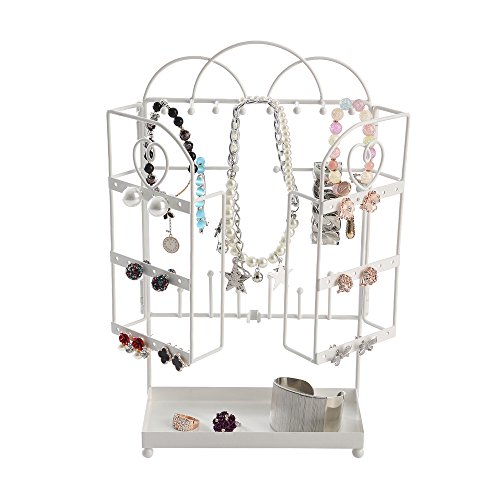 This lovely jewelry stand is perfect for all kinds of jewelry