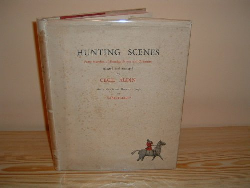 Hunting Scenes Forty Sketches of Hunting Scenes and, used for sale  Delivered anywhere in Canada