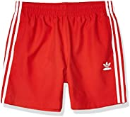 adidas Originals Mens 3 Stripe Swim Shorts