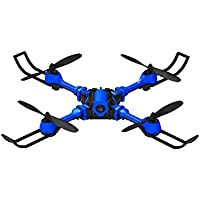 Lilys Gift i Drone 4CH Foldable RC FPV Wifi Quadcopter W/0.3MP HD Camera Drone