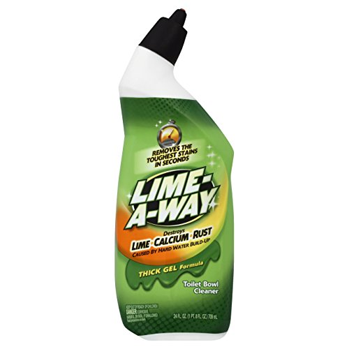 lime away toilet bowl cleaner - 3